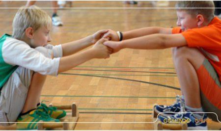 Soziale Kontakte und Beziehungen zwischen kindern